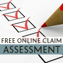 Fill out our free online claims assessment for review by an experienced solicitor