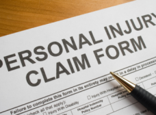 PIAB Injuries Board Claim Form illustration